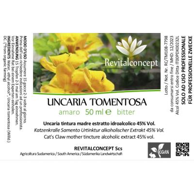 UNCARIA TOMENTOSA