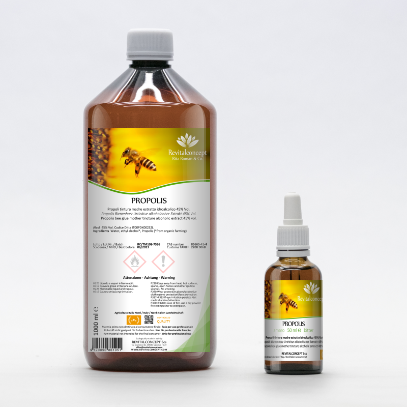 Propolis bee glue mother tincture...